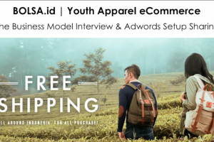Bolsa Youth Apparel Bisnis Model and Google Ads Setup Aid – KopiMeeting 1